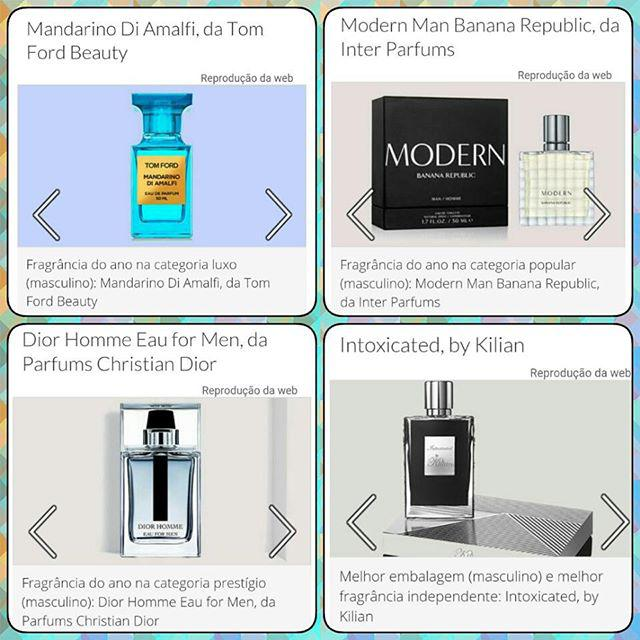 THE OSCAR GOES TO... PARFUM MEN