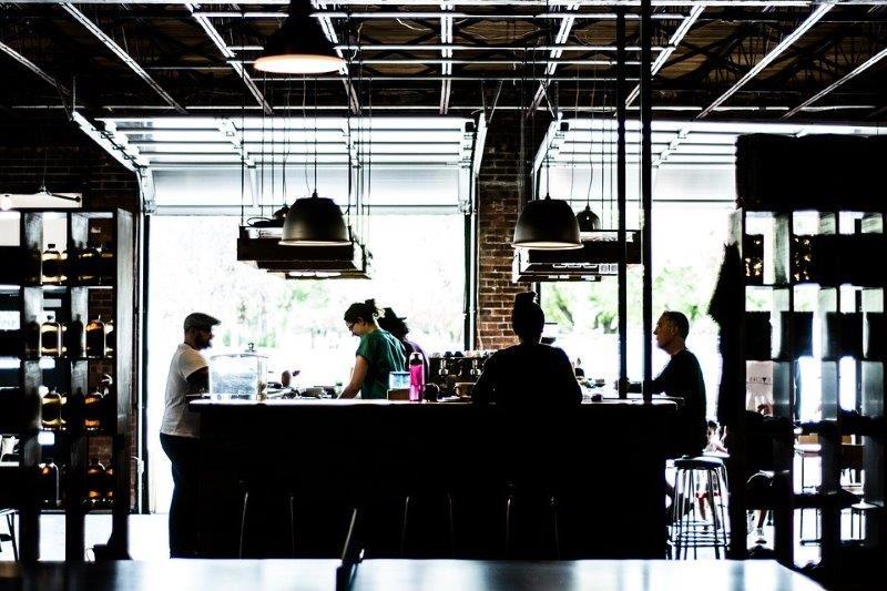 Aromatização de ambientes comerciais