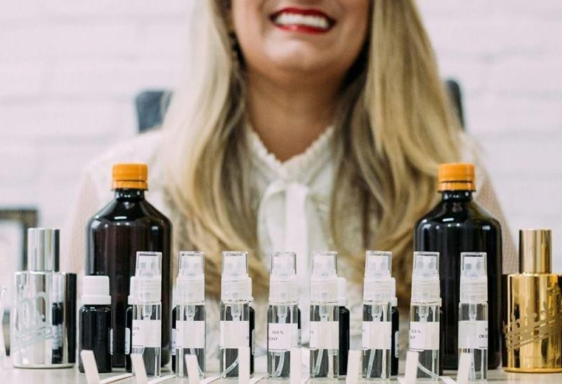 Empresa de aromatização