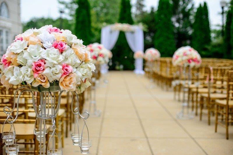 Identidade olfativa casamento