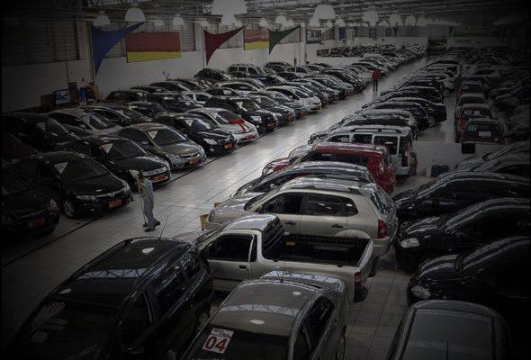Concessionárias de Veículos
