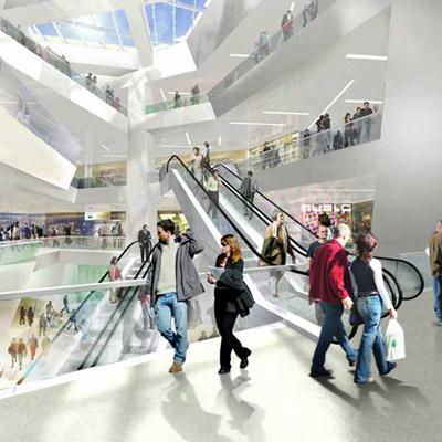Lojas e Shoppings