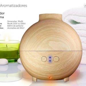 Máquina de aromatizar ambientes