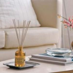 Como usar difusor de aroma com varetas?