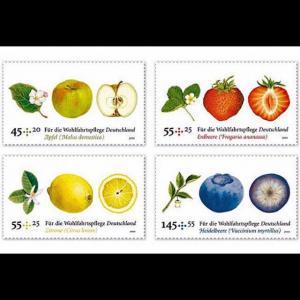 Correio da Alemanha lança selos com cheiro