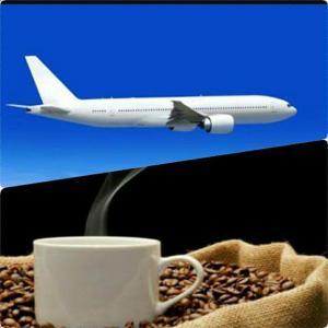 Já imaginou você em uma aeronave e sentir um cheiro maravilhoso