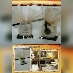 Lembrança Personalizada para Open House