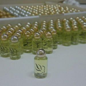 Óleos de Unção confeccionados com fragrância de alta qualidade